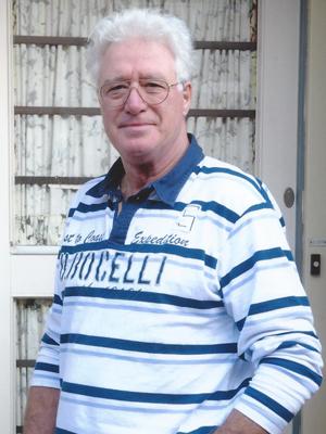 Carl Lechner Voorzitter Bewonersinitiatief Rosmolenwijk Zaandam