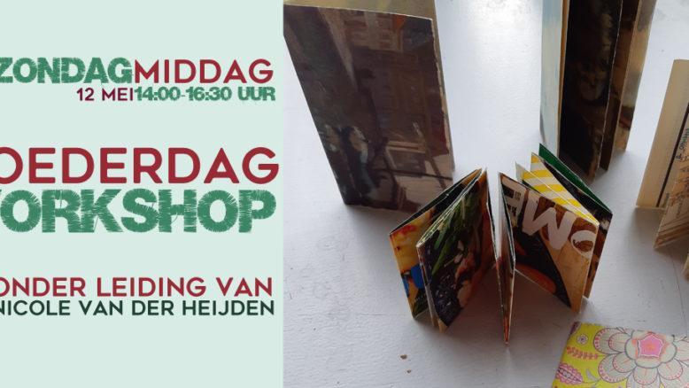 workshop van Nicole van der Heijden Zaandam