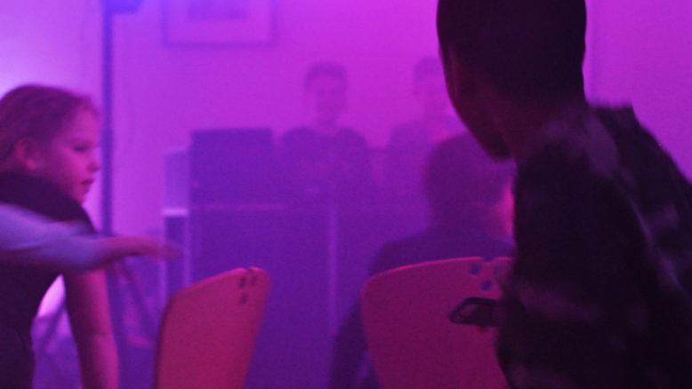 disco jongeren kinderen buurthuis de kolk zaandam